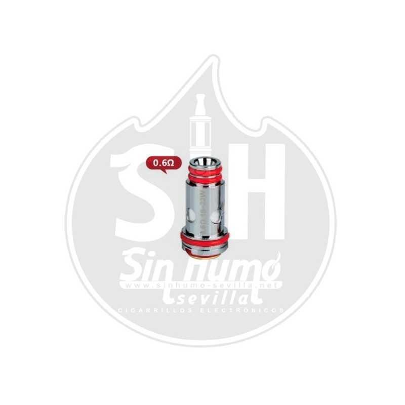 Coils Whirl 0.6 Ohm - Uwell