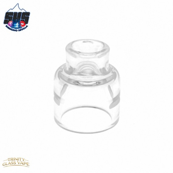 Goon 25 Competition Glass Cap - Trinity Glass Tanks