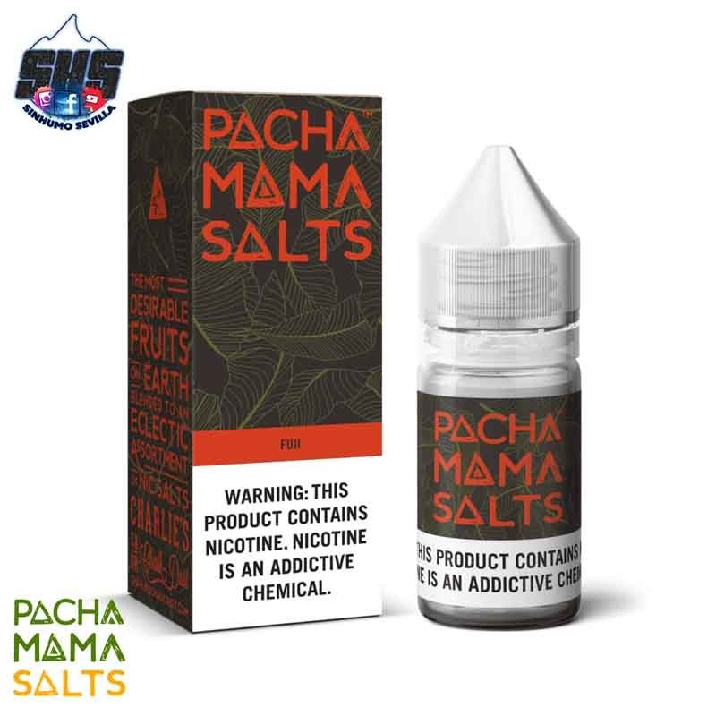 Apple Tobacco Salts 20mg 10ml by Pachamama