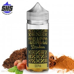 Sepia 100ml Tobacco Series by Chemnovatic