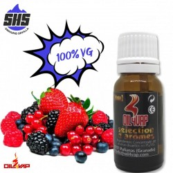 Aroma Frutas del Bosque 100%VG 10ml by Oil4vap