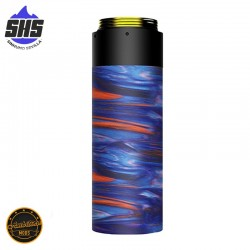 Stacked Tube Mechlyfe Arcless Mech Mod Resin Edition by Ambitionz Vaper