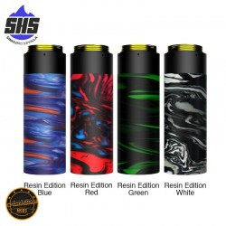 Stacked Tube Mechlyfe Arcless Mech Mod Resin Edition by Ambition Mods