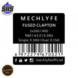 Mechlyfe Premade Fused Clapton