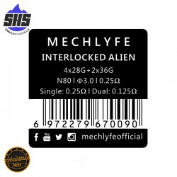 Mechlyfe Premade Interlock Alien