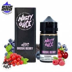 Brosky Berry 50ml - Nasty Juice