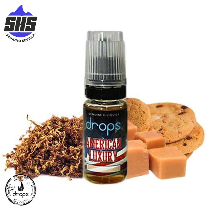 American Luxury 10ml TPD by Drops Sales