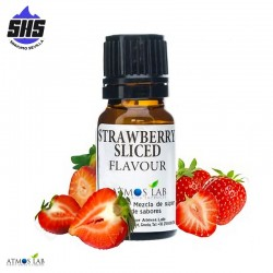 Aroma Strawberry Sliced 10ml by Atmos Lab