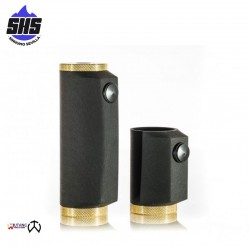 Trifecta Mod 18350 / 18650 Mech Mod by The House of Modz
