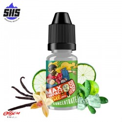 Aroma Vanille Lime 10ml by Ossem Concentré