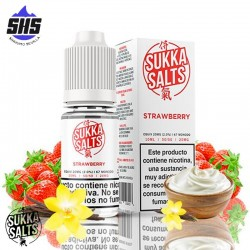Strawberry 10ml by Sukka Salts