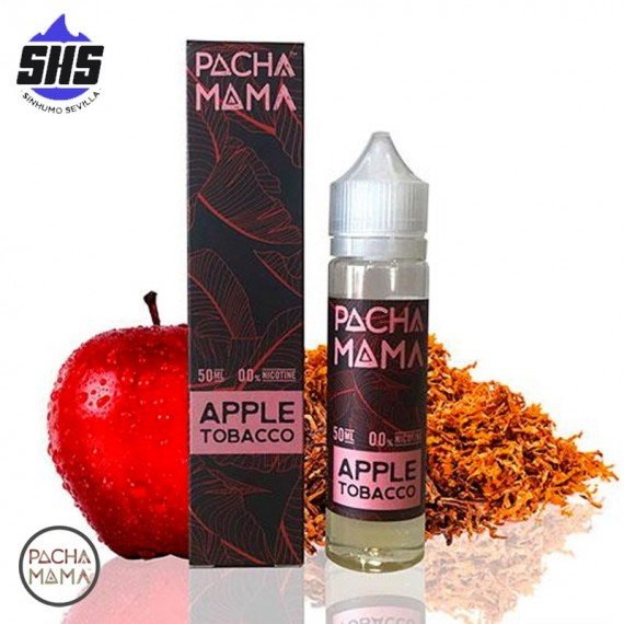 Apple Tobacco 50ml TPD by PachaMama