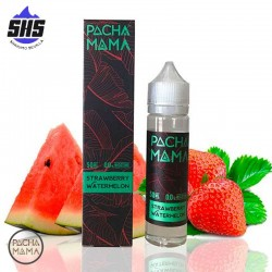 Strawberry Watermelon 50ml TPD by PachaMama