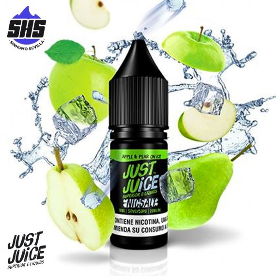 Apple & Pear 11mg 10ml - Just Juice Nic Salt