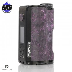 Topside Dual Squonker (Carbon Edition) by Dovpo