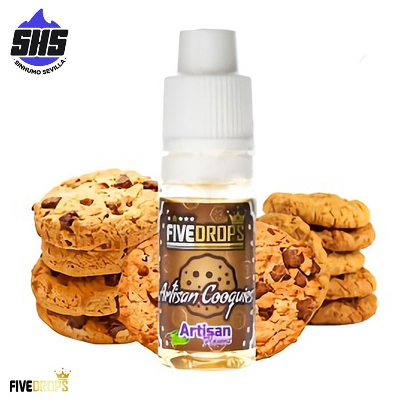 Aroma Cookies 10ml by Five Drops