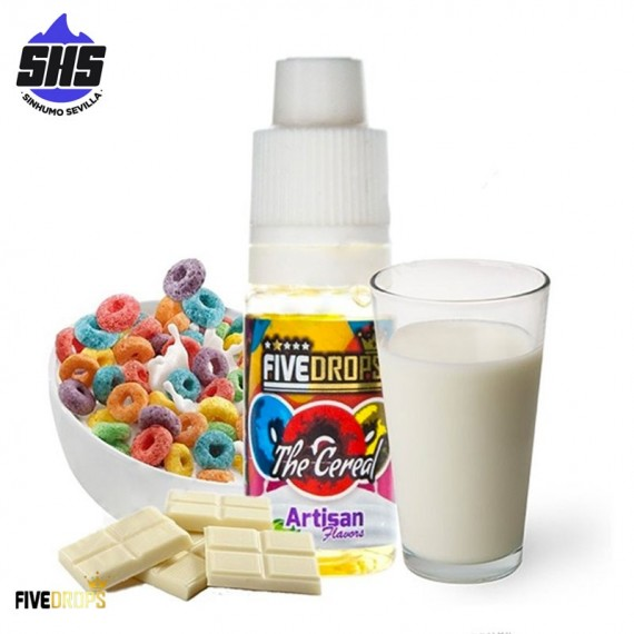 Aroma The Cereal Flavor 10ml by Five Drops