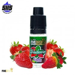 Aroma Strawberries 10ml by Five Drops