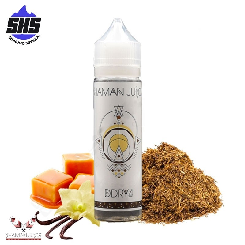 RY4 50ml TPD by Shaman Juice