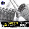 Speed Alien coil 0,11 Ohm ss316 + N80 by Bacterio Coils