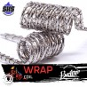 Wrap Coil & Enigma 0,15 Ohm Full N80 - Bacterio Coils