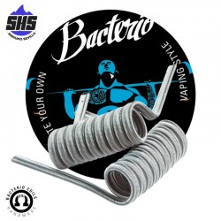Bacterio Ink 0,30 Ohm KA1/Ni80 Stacked Edition - Bacterio Coils