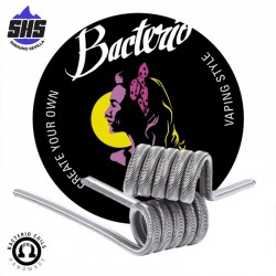 Mad F*cking Coil 0,13 Ohm Full N80 - Bacterio Coils