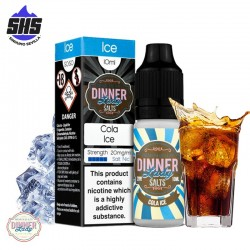 Cola Ice 10ml By Dinner...