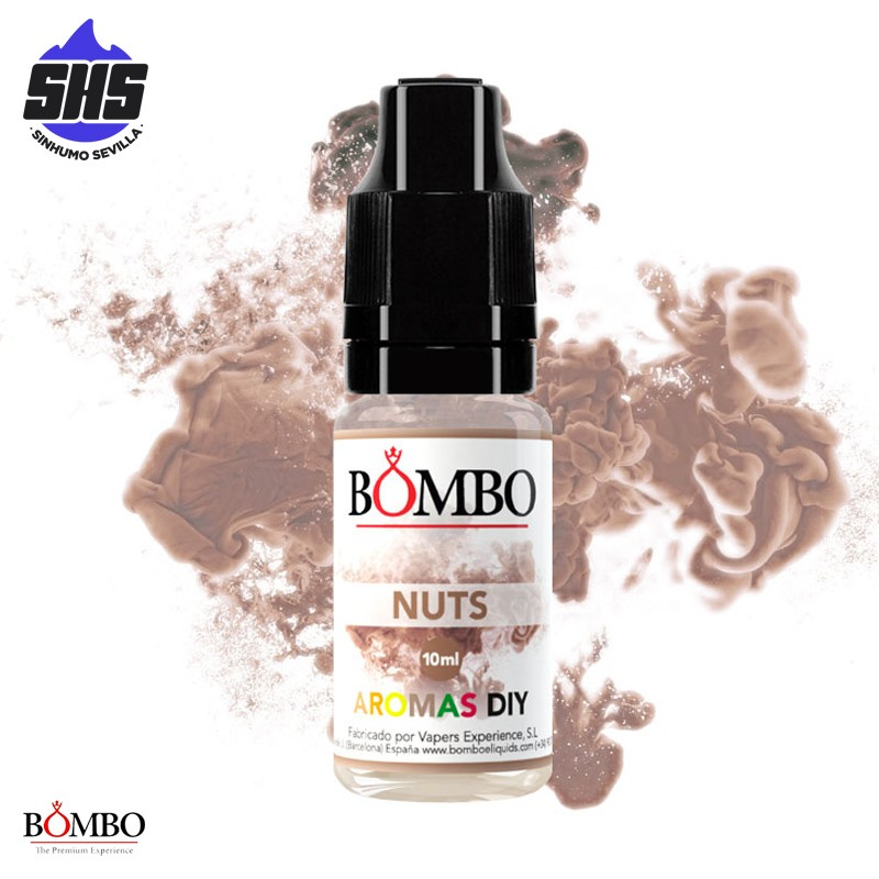 Aroma Nuts 10ml by Bombo