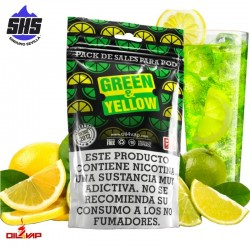 Green & Yellow (Pack de...