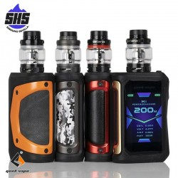 Kit Aegis X Zeus 200w by...