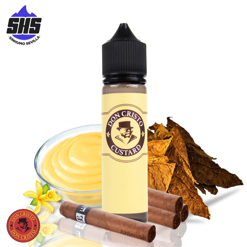 Don Cristo Custard 50ml by...