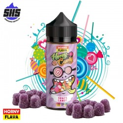 Grape Candy 100ml by Horny...