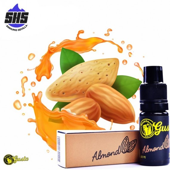 Aroma Almond 10ml Mix&Go Gusto by Chemnovatic