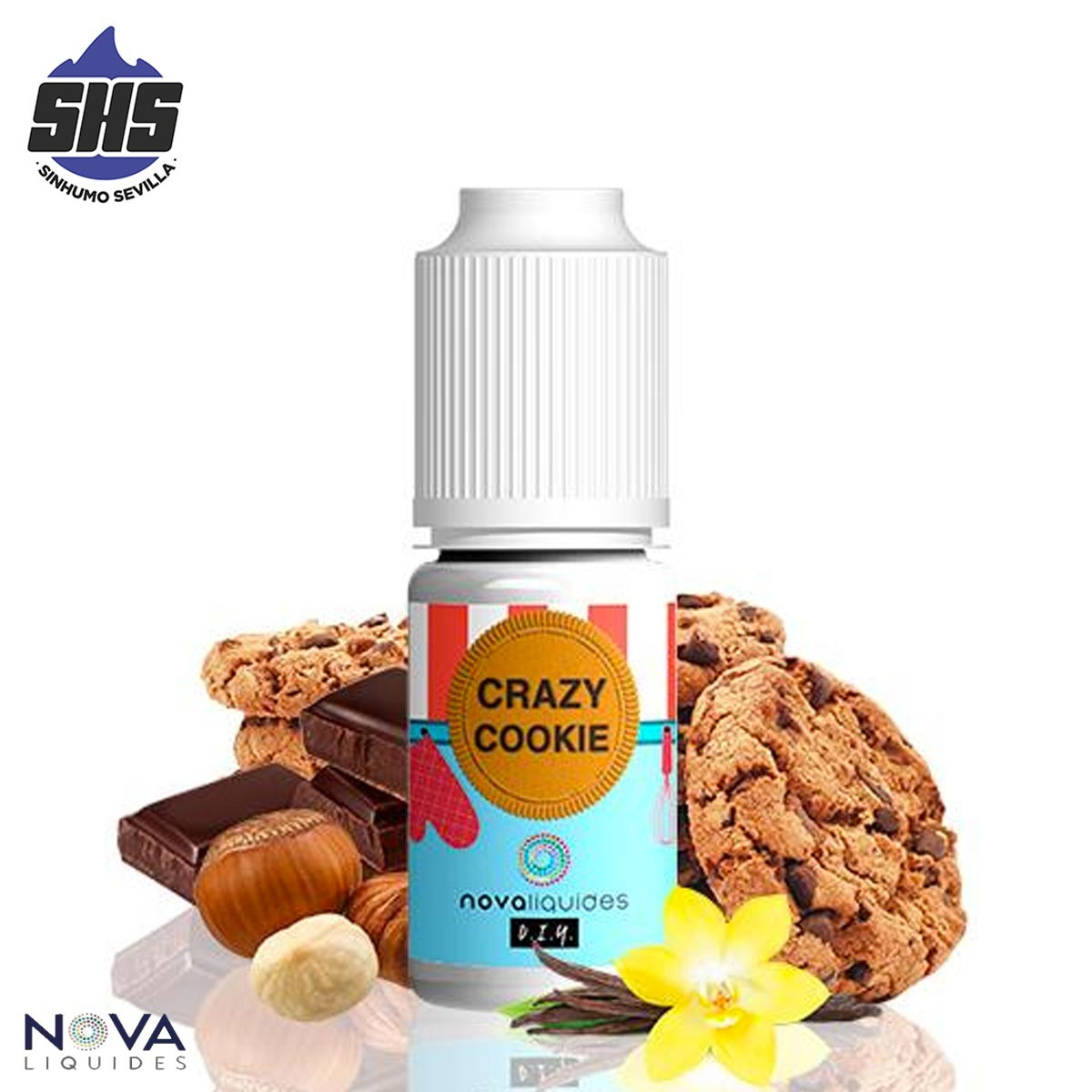 Aroma Crazy Cookie 10ml by...