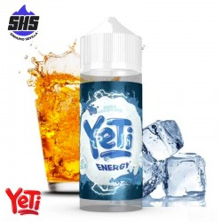 Energy 100ml By Yeti Ice...