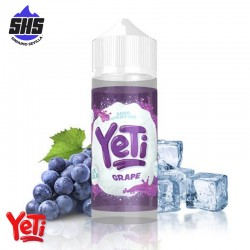 Grape 100ml By Yeti Ice...
