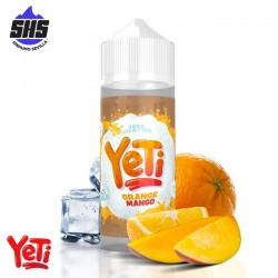 Orange Mango 100ml By Yeti...