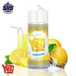 Lemonade 100ml By Yeti Ice...