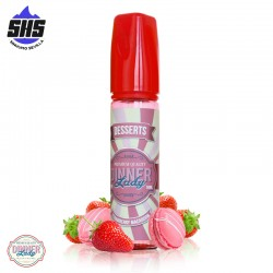 Strawberry Macaroon 50ml By...