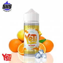Orange Lemon 100ml By Yeti...