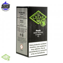 Packs De Bases Mix&Go Cellar Bases 3mg 1L By The Cellar Bases