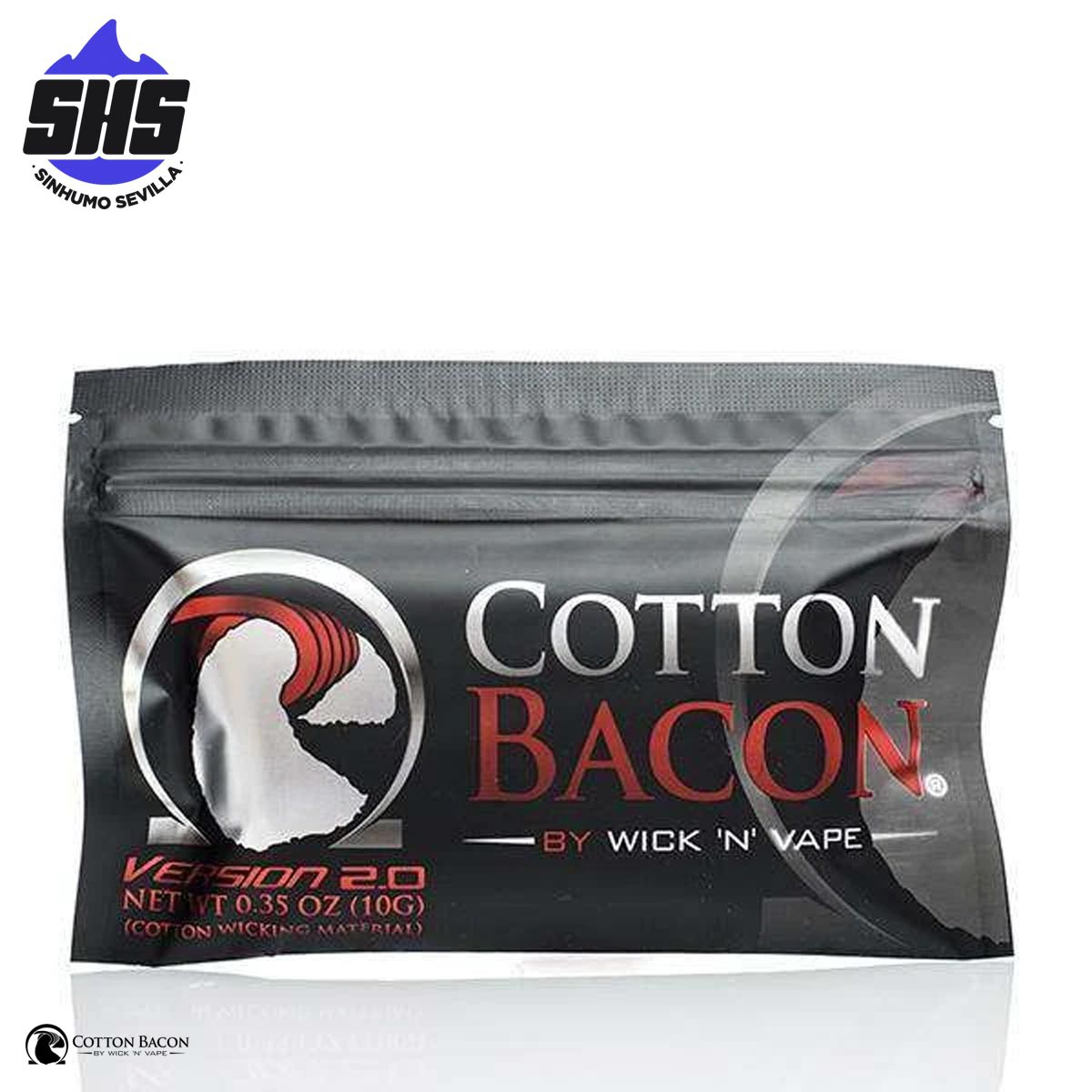 New Cotton Bacon V2.0 By WicknVapes