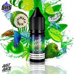 Guanabana & Lime On Ice 10ml by Just Juice Exotic Fruits Salt