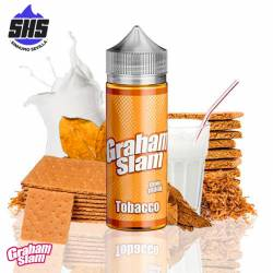 Graham Slam Tobacco 100ml by The Mamasan