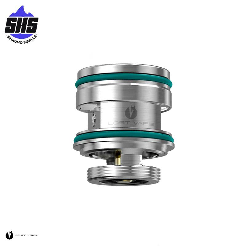 Base Reparable (RBA) UB Pro para Ursa Quest Multi Kit by Lost Vape