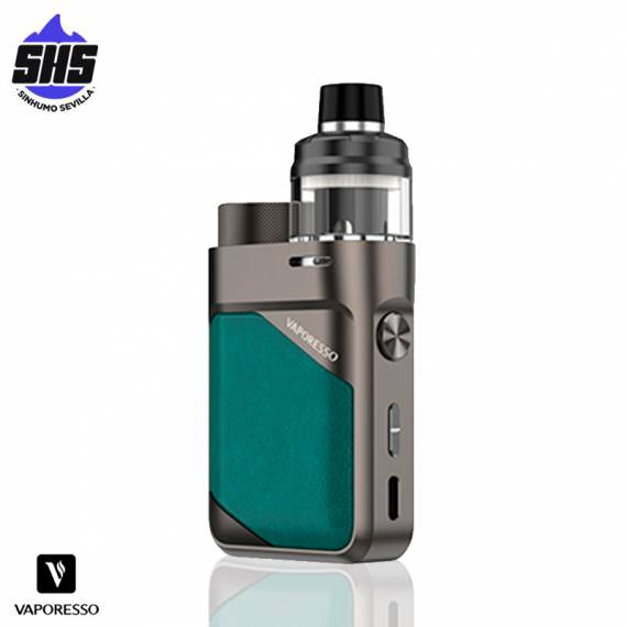 Kit Swag PX80 Emerald Green by Vaporesso