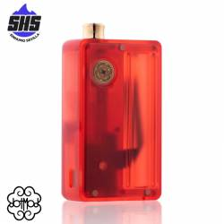 DotAIO Pod Red Frosted by Dotmod