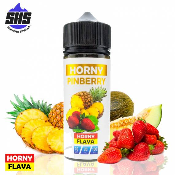 Pinberry 100ml By Horny Flava