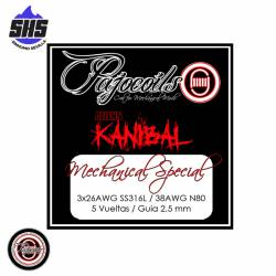 Kanibal (Mechanical Edition) By Pajocoils